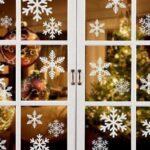 Kerst Raamstickers – Herbruikbaar - Kerst Raamdecoratie
