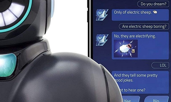 Cue robot chat