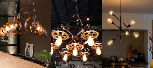 Stoere Industriële Hanglampen