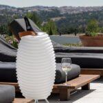 Synergy 50S – Speakerlamp & Wijnkokeler