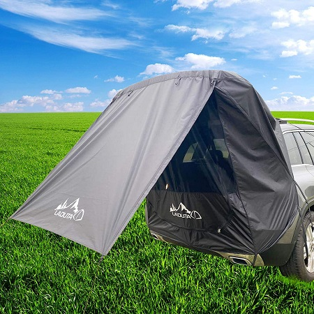 Kofferbak Tent met Luifel