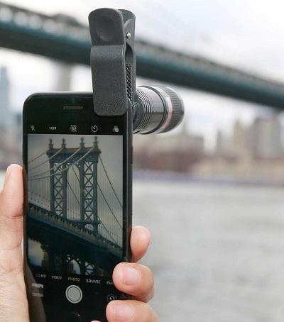 Telelens voor Je Smartphone