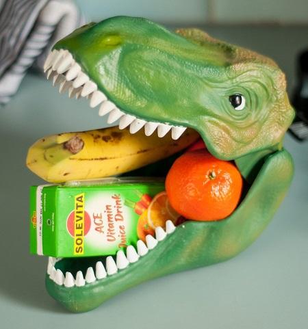 T-Rex Lunchtrommel