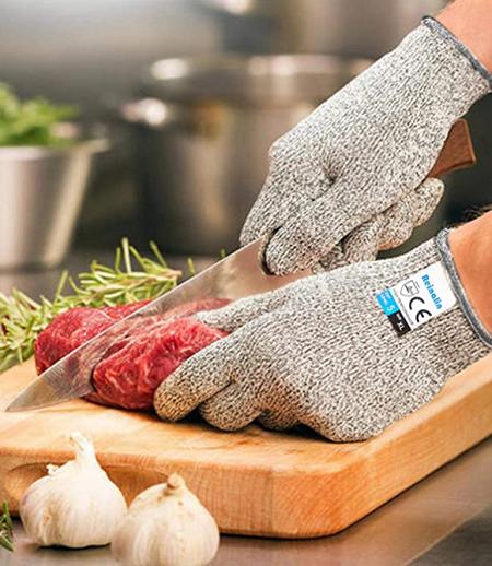 Snijbestendige Handschoenen – Klasse 5 Snijbescherming