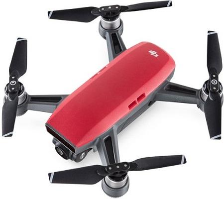 DJI Spark mini drone. Deze compacte drone past in bijna iedere tas en maakt haarscherpe foto's en videos.