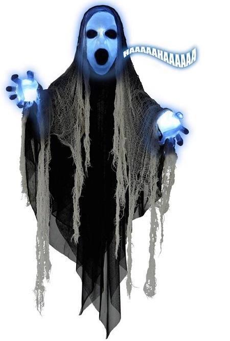 Schreeuwend Spook Halloween Decoratie