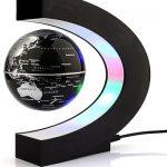 Magnetische Zwevende Wereldbol - Met LED verlichting