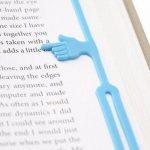 Boekenlegger met Aanwijshand