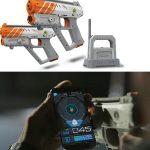 Recoil GPS Lasergame Starter Set