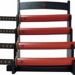 Samurai Keukenmessen Set