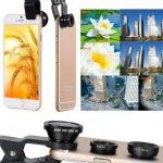 Universele Telelens Set Voor Je Smartphone met Tripod