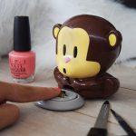 Monkey Nagellak Droger