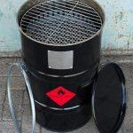 BarrelQ - Vuurkorf en BBQ