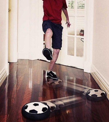 Hover Ball – Air Powered Soccer