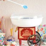 Nostalgische Suikerspinmachine voor Thuis