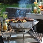 Opvouwbare Houtskoolbarbecue