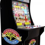 Street Fighter 2 – Retro Arcadekast