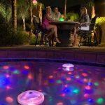 Onderwater Lichtshow voor Zwembad