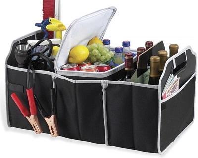 Kofferbak Organizer - Altijd een opgeruimde kofferbak.