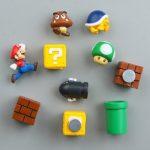 Super Mario Koelkast Magneten