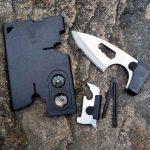 Creditcard Survival Kit - Overlevings Kit in je Portemonnee