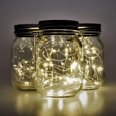 Fairy lights solar LED verlichting