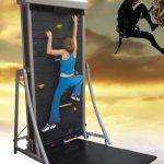 Klimwand Treadmill - Eindeloze Klimmuur