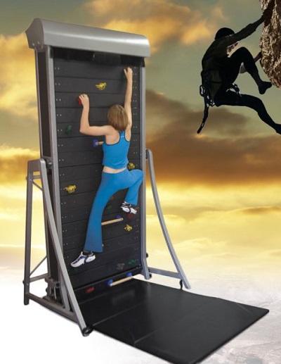 Klimwand Treadmill – Eindeloze Klimmuur