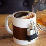 Koffiemok Met Extra Shot Flesje
