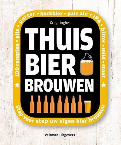 Thuis Bier Brouwen - Boek