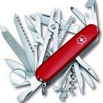 Victorinox SwissChamp Zwitsers Zakmes met 33 Functies