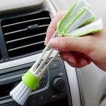 Handige Airco Borstel voor in de Auto