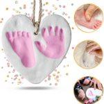 Baby Voet- en Hand Klei Afdruk Set