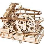 Houten Knikkerbaan Modelbouwpakket
