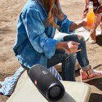 Draagbare Bluetooth Speaker met Ingebouwde Powerbank