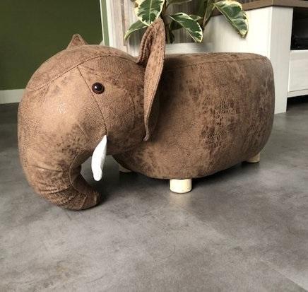 poef olifantje