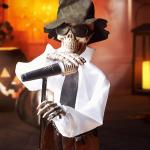 Zingend Skelet - Halloween