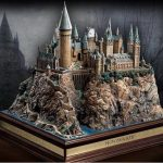 Kasteel Zweinstijn Model - Harry Potter - Hogwarts Castle