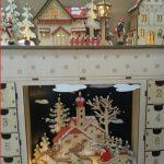 Winterdroom Houten Adventskalender