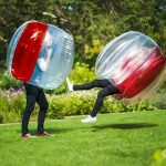 Bubbelbal - Bubbel Voetbal