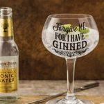 Gin Glas - Forgive Me For I Have Ginned