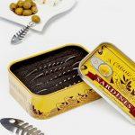 Sardines Snackvorkjes