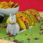 Alpaca Taco Houder