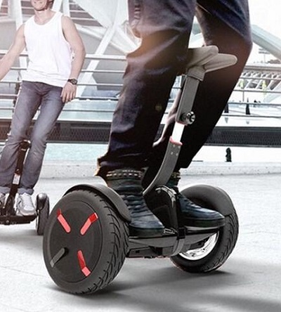Segway ninebot Minipro handsfree, zelf-balancerend, elektrisch voertuig.
