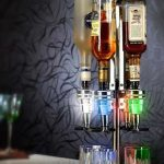 LED Bar Butler - Flessenhouder en Drank Dispenser