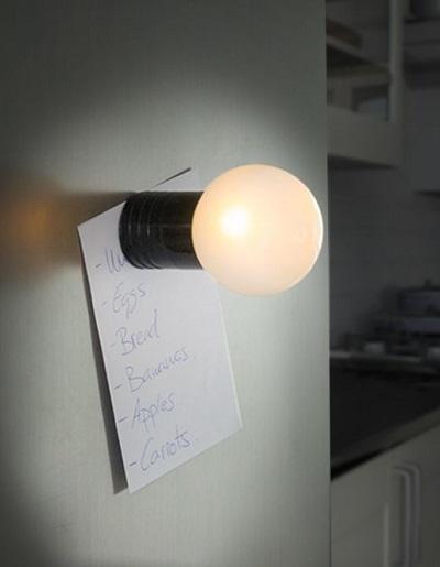 LED Gloeilamp met Magneet