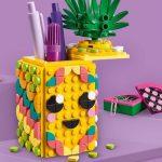 Ananas Pennenbakje - LEGO DOTS