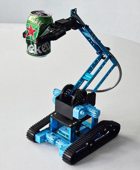 Bomb Disposal Robot – Robot Arm