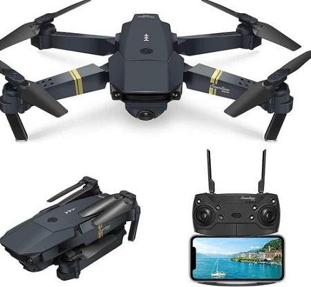 Pocket Drone met Full HD Camera en Wifi FPV