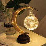 Moon Ball - Sfeervolle LED Tafellamp